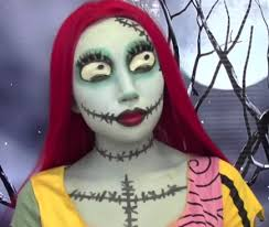 sally from a nightmare before