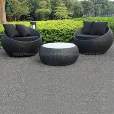 round rattan garden furniture suppliers