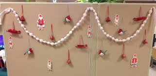 office cubicle christmas decoration. Office Christmas Decorations Ideas. News From Dd4\\u0027s Cottage Ideas Cubicle Decoration