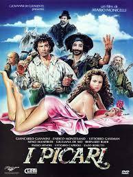 I picari [IT Import]: Amazon.de: giancarlo giannini, claudio bisio, mario  monicelli: DVD & Blu-ray