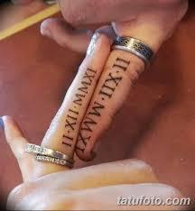 фото тату на пальцах 16122018 103 Photo Tattoo On Fingers