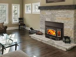 high efficiency wood burning fireplace. Modern Wood Burning Fireplace Kitchens With Corner Sinks Heat Exchanger High Efficiency
