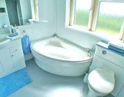 small corner bath showers corner bath shower large image for wondrous small corner bathtub sizes tub
