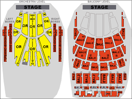 Auditorium Theatre Chicago Il Seating Chart Auditorium Theatre Seating Chart Ticket Solutions