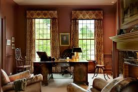 traditional home office design. Innovative Traditional Home Office Decorating Ideas Antique Desk Fireweed Designs Design F
