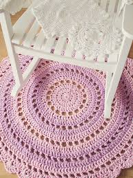 crochet rug ms finished 1