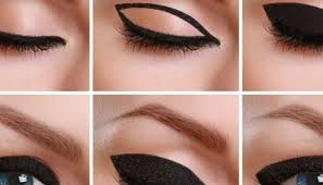 apply eyeliner in diffe style