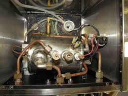 and use some coffee machine commercial descaler following the full descaling advice for hx machine from cs