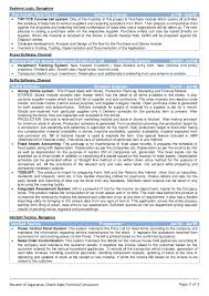 Best Ideas of Technical Consultant Resume Sample Also Cover ...