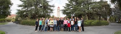photo of stanford gse doct students