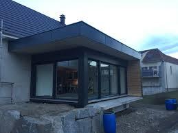 Extension Et Sur L Vation D Une Maison Fabienne Briquet C T