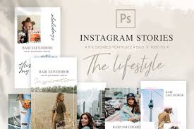 Free Design Templates For Instagram Instagram Story Follow Us Template