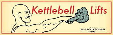 Kettlebell Exercise Chart Kettlebell Exercise Routine The Art Of Manliness