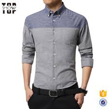 Pant And Shirt 2017 Mens Simple Pant Shirt New Style Color Combination Buttons