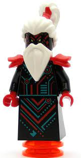 LEGO Ninjago Minifigure Unagami with Base