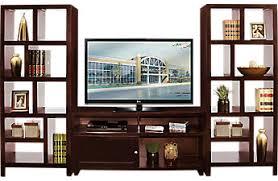 living room wall furniture. Ryder Espresso 3 Pc Wall Unit Living Room Furniture