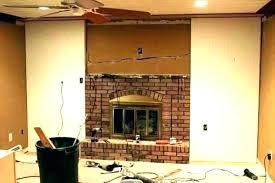 fireplace renovation refacing ideas modern pictures chart refacing fireplace ideas modern remodel gas stone veneer fi