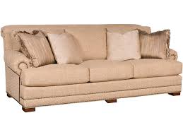King Hickory Living Room Barclay Fabric Sofa 4600