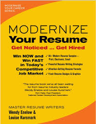 Modernize Your Resume Cardinal Publishers Group