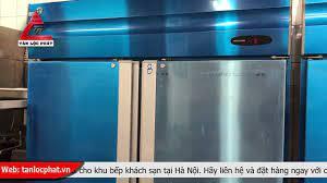 Cung cấp dàn tủ đông 4 cánh Hoshizaki cho bếp khách sạn tại Hà Nội | Bếp,  Khách sạn, Tủ đông