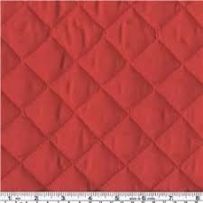 Best 25+ Pre quilted fabric ideas on Pinterest | DIY duffle bag ... & Double-Sided Quilted Broadcloth Red from This polyester blend fabric has  poly batting and features a quilted texture. Create place mats, hand bags,  ... Adamdwight.com