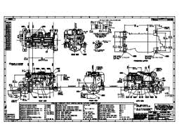 cummins qsc 8 3 specifications seaboard marine cummins qsc 8 3 zf 305a keel cooled drawing 4360974