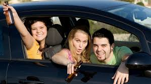 Teen drunk driving collisions
