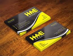 Car Service Business Cards New Auto Parts Business Cards Design 2