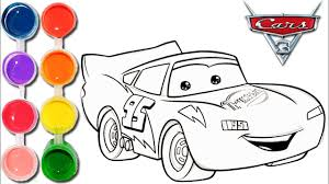 professional kids picture drawing how to draw color cars 3 lightning mcqueen