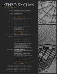 architect resume format professional architect resume templates by canva