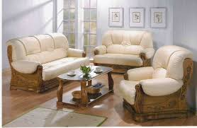 latest wooden sofa set designs