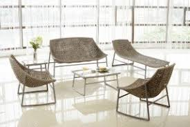 image modern wicker patio furniture. charming curved modern wicker patio furniture with glass coffee table image i