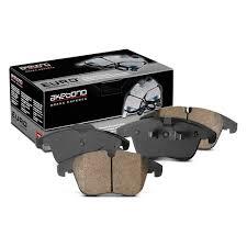 BMW 5 Series best brake pads for bmw : Akebono® - EURO™ Ultra-Premium Ceramic Brake Pads