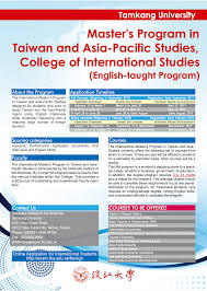 bulletin master s program in taiwan and asia pacific studies file