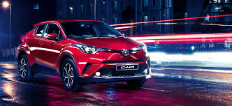 Vehicles - C-HR - Toyota South Africa