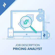 Him Chart Analyst Job Description Pricing Analyst Job Description Template Toptal