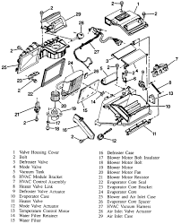 2001 tahoe console parts diagram wiring diagram for you • repair guides heater core removal installation 2001 tahoe brake line diagram 2001 tahoe brake line diagram