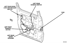 dodge dakota wiring diagrams pin outs locations com 2000 door harness connector location 2