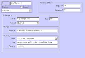 Examples Of Ldap Service Configuration - Intellect 4.10.4 (English ...