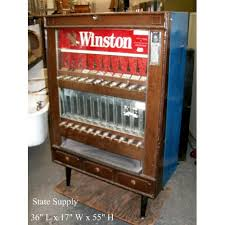 What Happened To Cigarette Vending Machines Interesting Cigarette Vending Machine The Classic