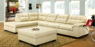 cream colored leather sectional cream leather sectional leather sleeper sectional cream colored leather sectional cream colored leather sectional