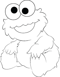 Coloring Pages Monsters Inc Monster Coloring Pages To Print Monster