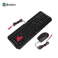 Клавиатура + <b>Мышь A4Tech Bloody</b> Q1100, купить по цене 1903 ...