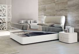 bedroom furniture interior fascinating wall. Contemporary Modern Bedroom Furniture Nice Solid Suport Using Some Drawers Interisting Low Profile Creamy Bedframe Interior Fascinating Wall O