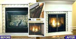 gas fireplace cleaning with gas fireplace glass doors org to produce remarkable gas fireplace cleaner near