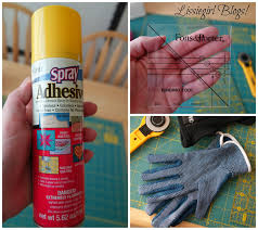 Lissiegirl Blogs!: Quilting 101 Part 2: Tools of The Trade & The adhesive spray is absolute must for me. (Pictured is a brand I don't  use normally. JoAnn's was out of the one in the link, so I got what was  available. Adamdwight.com