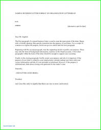 Business Letters Examples Template Best Letter Format Business Sample For Government Best Of Cover Beautiful