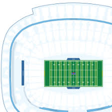 Redskins Stadium Chart Fedex Field Interactive Football Seating Chart