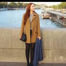 winter jacket trench coat brown jacket autumn jacket korean fashion women s fashion clothes outerwear on carou