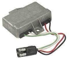 oem voltage regulator ford tractor alternator 3900 3910 4100 4110 item specifics oem leece neville motorola external voltage regulator